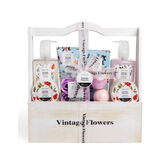 IDC Institute Vintage Flowers Set 8 Piezas 2020