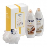 Dove Elegant Beauty Purely Pampering Body Wash 250ml Set 3 Pieces 2019