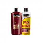 Tresemmé Keratin Smooth Shampoo 700ml Set 2 Pieces 2018