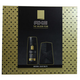 Axe Gold Eau De Toilette Spray 100ml Set 2 Piezas