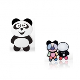 Guylond Paris Panda Makeup Case