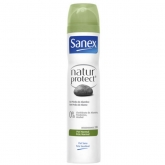 Sanex Natur Protect 0 Perfume Deo Spray Normal Skin 200ml