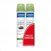 Sanex Natur Protect Deodorant Spray Normal Skin 2x200ml