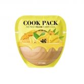 Ettang Cook Pack The Fresh Yellow Rubber Mask
