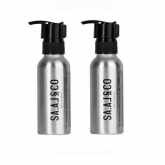 Sal.Al&Co Hair And Body Wash Travel Size 2x100ml