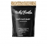 Body Blendz Oats Oats Baby Body Scrub 200g