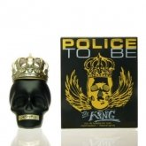 Police To Be The King Eau De Toilette Spray 125ml