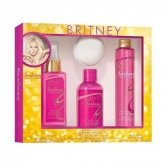 Britney Spears Fantasy Bruma Spray 100ml Set 4 Piezas 2019