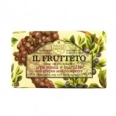 Nesti Dante Il Frutteto Blueberry And Red Grapes Soap 250g