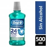 Oral-B Limpieza Profunda Enjuague Bucal 500 ml