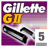 Gillette GII Refill 5 Units
