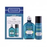 L'Occitane L'Homme Cologne Cédrat Shower Gel 250ml Set 2 Pieces 2018
