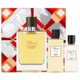 Terre d'Hermès Eau Intense Vétiver Eau De Perfume Spray 100ml Set 3 Piezas 2019