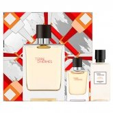 Terre D'Hermes Eau De Toilette Spray 100ml Set 3 Pieces 2019