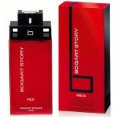 Jacques Bogart Story Red Eau De Toilette Spray 100ml