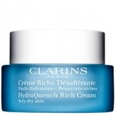 Clarins Hydraquench Rich Cream For Very Dry Skin 50ml