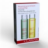Clarins Ritual Normal Skin Cleaning-Dry 2pz