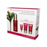 Clarins Super Restorative Remodelling Serum 50ml Set 4 Pieces 2019