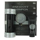 Davidoff Champion Eau De Toilette Spray 90ml Set 2 Pieces 2020