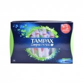 Tampax Pearl Compak Super 36 Units