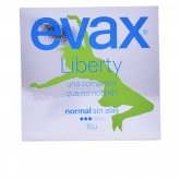 Evax Liberty Normal Sanitary Towels 16 Units