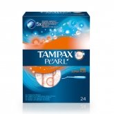 Tampax Pearl Superplus 24 Units
