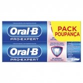 Oral-B Pro-Expert Toothpaste Sensitivity & Whitening 75ml Set 2 Pieces 2017