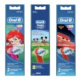 Oral-B Kids Brush Heads 2 Einheiten
