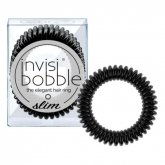 Invisibobble Hair Ring Slim Black 3 Pieces