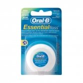 Oral-B Essential Floss Hilo Dental Encerado Menta 50m