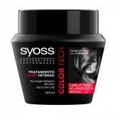 Syoss Mascarilla Tratamiento Color Intenso Color Tech Cabello Teñido, Aclarado O Con Mechas 300ml