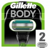 Gillette Body Refill 2 Units