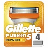 Gillette Fusion 5 Power Manual Blades 4 Units