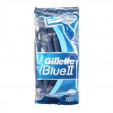 Gillette Blue II Pack 10 Units