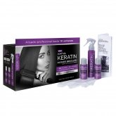 Kativa Keratin Xpress Brazilian Straightening Set 3 Pieces 2018