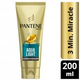 Pantene 3 Minutes Miracle Aqualight Conditioner 200ml