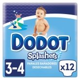 Dodot Splashers T-3 12 Units