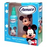 Nenuco Mickey Mouse Eau De Cologne Spray 175ml Set 2 Pieces 2017