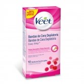 Veet Hair Removal Strips Normal Skin 16+4 Units Free