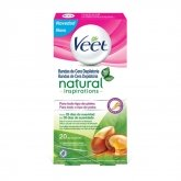 Veet Depilatory Wax Bands For All Skin Types 20 Units