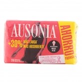 Ausonia Night With Wings Sanitary Towels 30 Units