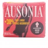 Ausonia Night With Wings Sanitary Towels 8 Units