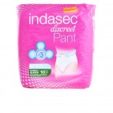 Indasec Pant Super Medium Size 10 Units