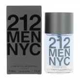 Carolina Herrera 212 Men Eau De Toilette Spray 30ml