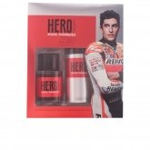Marc Marquez Hero Sport Eau De Toilette Spray 100ml Set 2 Pieces