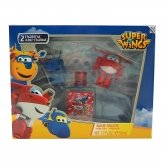 Disney Super Wings Eau De Toilette Spray 50ml Set 3 Piezas