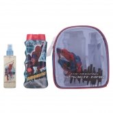 Marvel The Amazing Spiderman Eau De Cologne Spray 200ml Set 3 Pieces