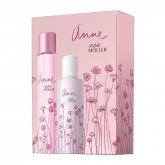 Anne Möller Anne Eau De Toilette Spray 100ml Set 2 Pieces 2018