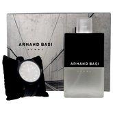 Armand Basi Homme Eau De Toilette Spray 125ml Set 2 Piezas