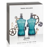 Jean Paul Gaultier Le Male Duo Eau De Toilette Spray 40ml Set 2 Pieces 2020